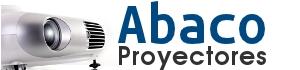 Logo Abaco alquiler de proyectores